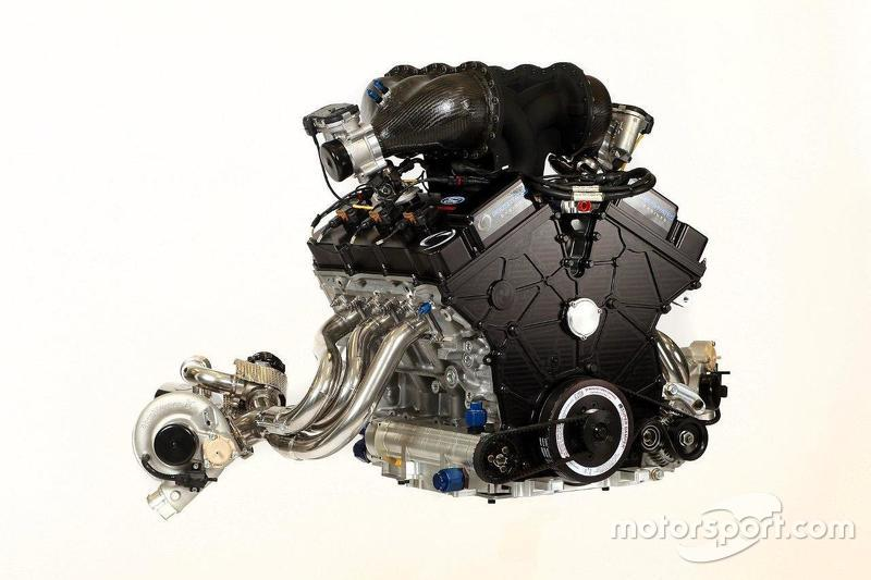 Roush Yates 3.5-litre Ford EcoBoost twin-turbo V6