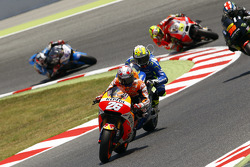 Dani Pedrosa, Repsol Honda y Aleix Espargaró, Team Suzuki MotoGP