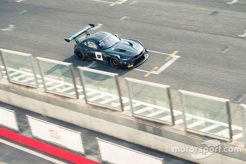 Essais du ROAL Motorsport