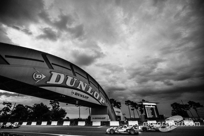 #45 Ibanez Racing ORECA 03R: П'єр Перре, Хосе Ібанес, Іван Беллароза, #40 Krohn Racing Ligier JS P2: