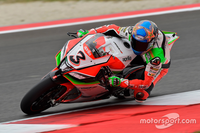 Max Biaggi, Aprilia Racing Team