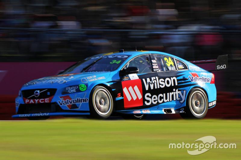 David Wall, Garry Rogers Motorsport Volvo