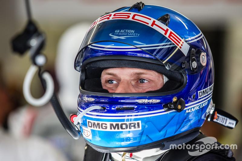 #18 Porsche Team, Porsche 919 Hybrid: Marc Lieb