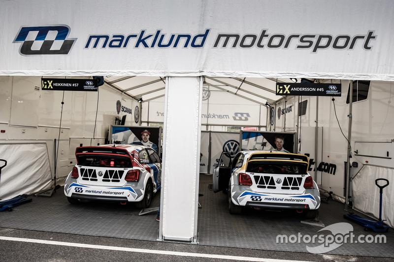 Marklund Motorsport Volkswagen Polo