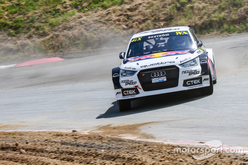 Mattias Ekström, EKSRX Audi S1 quattro