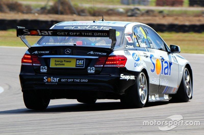 Will Davison, Erebus Motorsports Mercedes