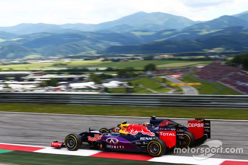 Гран При Австрии, 21 июня 2015 года