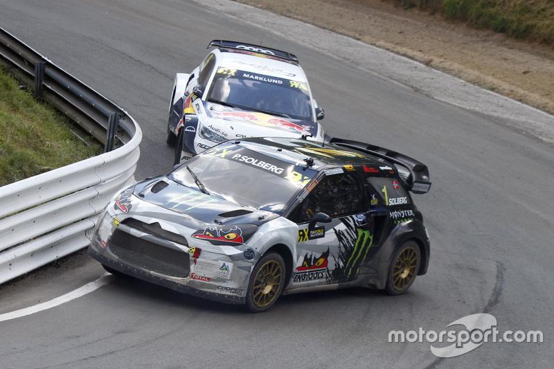 Petter Solberg, SDRX Citroën DS4