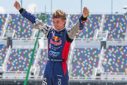 1. Sebastian Eriksson, Olsbergs MSE Ford