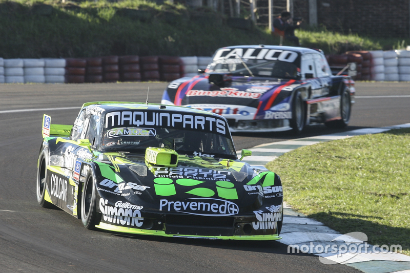 Mauro Giallombardo, Maquin Parts Racing, Ford, und Emanuel Moriatis, Alifraco Sport, Ford