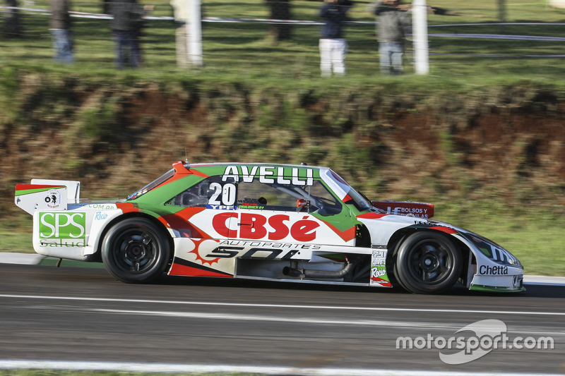 Карлос Окуловіч, Maquin Parts Racing Torino