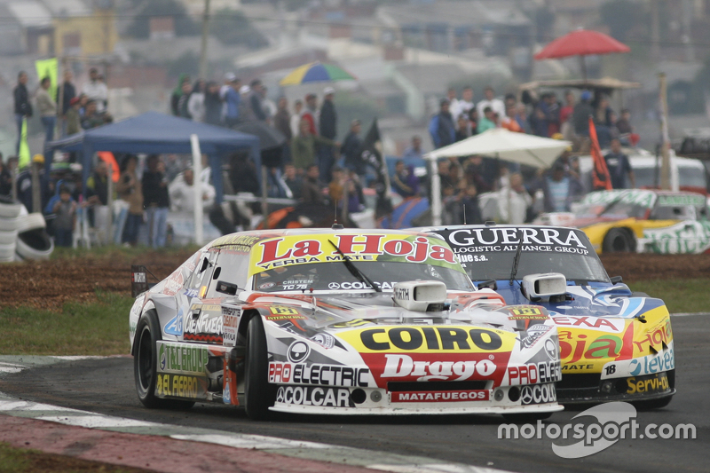 Sergio Alaux, Coiro Dole Racing, Chevrolet, und Luis Jose di Palma, Indecar Racing, Torino