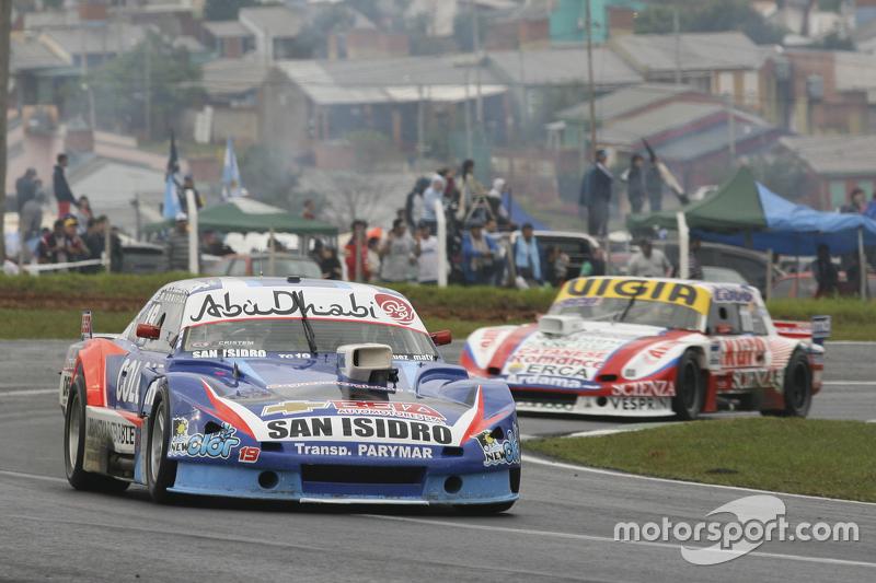 Матіас Родрігес, UR Racing Dodge та Хуан Мануель Сільва, Catalan Magni Motorsport Ford