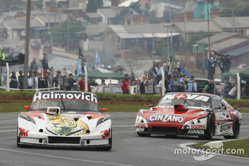 Mariano Werner, Werner Competicion, Ford, und Matias Rossi, Donto Racing, Chevrolet