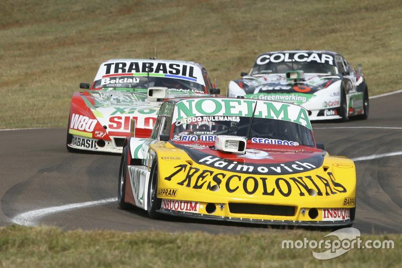Prospero Bonelli, Bonelli Competicion Ford and Mariano Altuna, Altuna Competicion Chevrolet and Gast