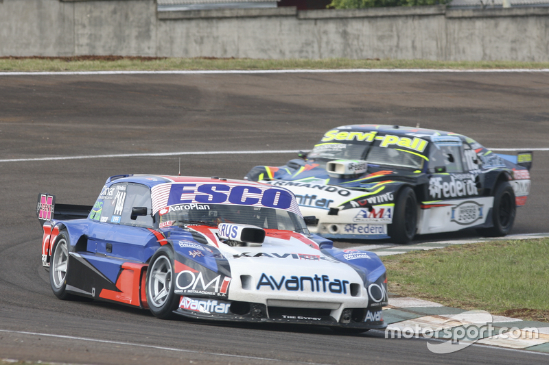 Jose Savino, Savino Sport Ford and Diego de Carlo, JC Competicion Chevrolet