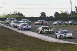 Mathias Nolesi, Nolesi Competicion Ford, dan Leonel Pernia, Las Toscas Racing Chevrolet, dan Matias