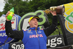 Ganador en Top Fuel, Richie Crampton