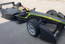Team China Racing teste de nouveaux composants de moteur