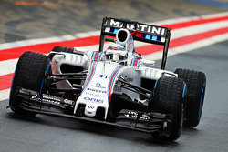 Susie Wolff, pilote de développement Williams FW37