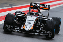 Esteban Ocon, Sahara Force India F1 VJM08 Test Driver