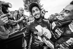 G-Drive Racing: Roman Rusinov treibt Schabernack mit Gustavo Yacaman