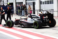 Стоффель Вандорн, McLaren MP4-29H