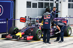 Пьер Гасли, Red Bull Racing RB11 Test Driver