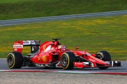 Антонио Фуоко, Ferrari SF15-T Test Driver