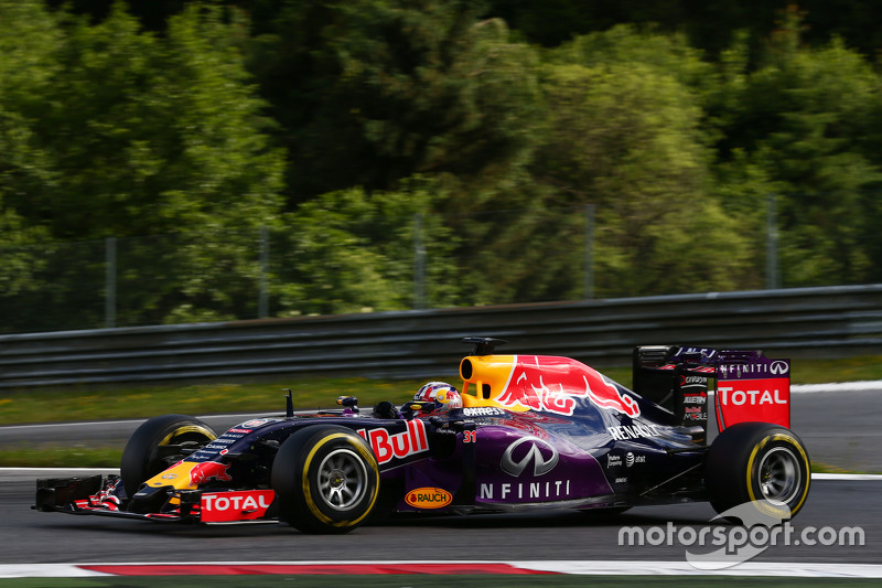 Pierre Gasly, Red Bull Racing RB11 Test Driver