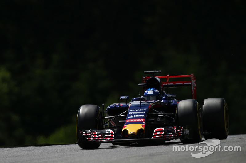 Марко Віттман, Scuderia Toro Rosso STR10 Тестовий гонщик