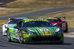 #31 Ferrari of Ontario, Ferrari 458: Damon Ockey
