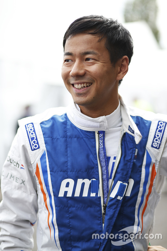 Sakon Yamamoto, Amlin Aguri