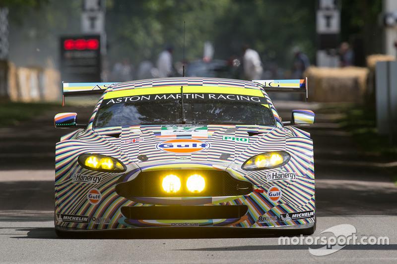 Mobil seni Aston Martin V8 Vantage GTE