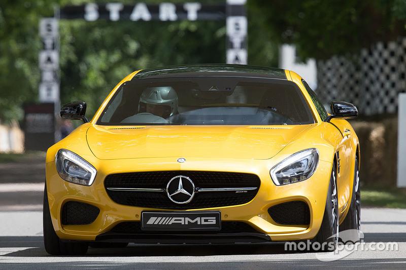Mercedes AMG GTS