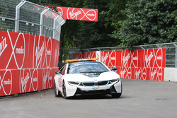 La BMW i8 Safety Car