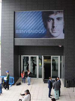 Fernando Alonso Müzesi ve Pisti