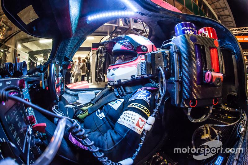 #35 OAK Racing, Ligier JS P2: Jacques Nicolet
