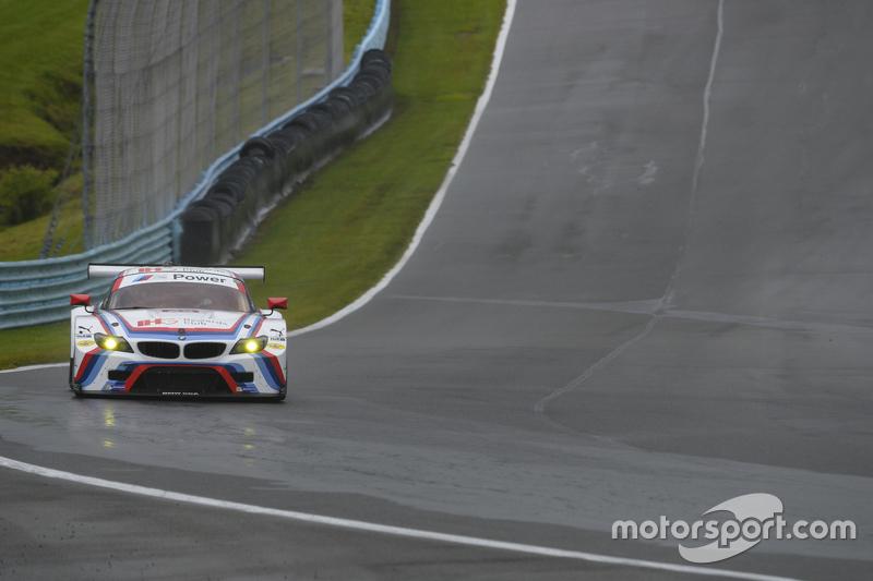 #25 BMW Team RLL BMW Z4 GTE: Bill Auberlen, Dirk Werner