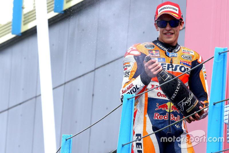 Peringkat kedua Marc Marquez, Repsol Honda Team