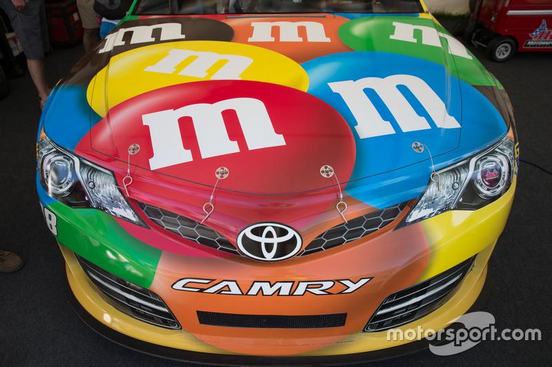 NASCAR Toyota Camry von Kyle Busch