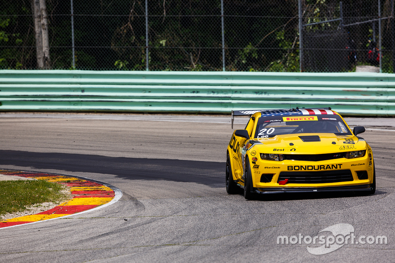 #20 BestIT Racing, Chevrolet Camaro: Andy Lee