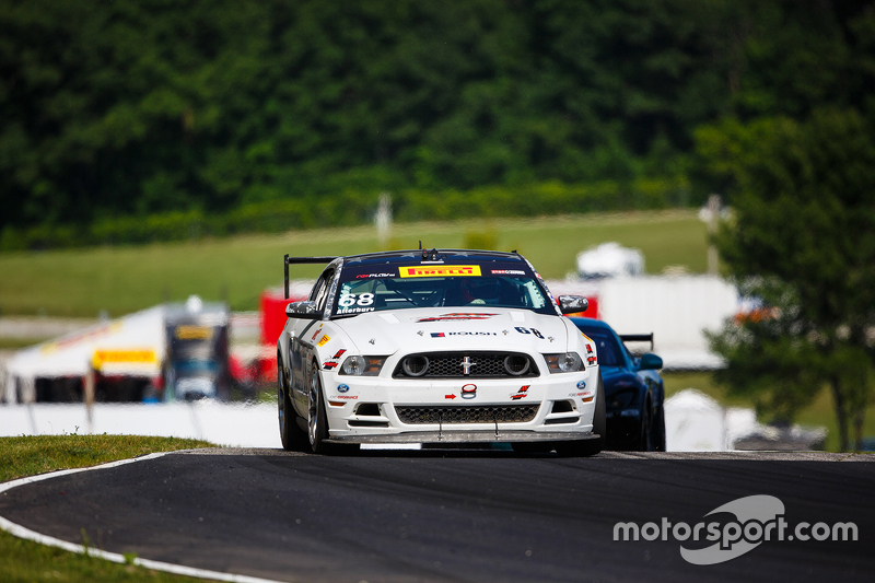 #68 Capaldi Racing, Ford Mustang Boss 302: Joey Atterbury