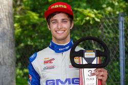 Третє місце #17 Global Motorsports Group Porsche 911 GT3 Cup: Alec Udell