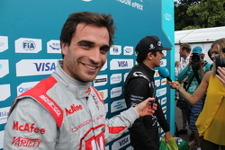 Jérôme d'Ambrosio, Dragon Racing en Nelson Piquet Jr., China Racing