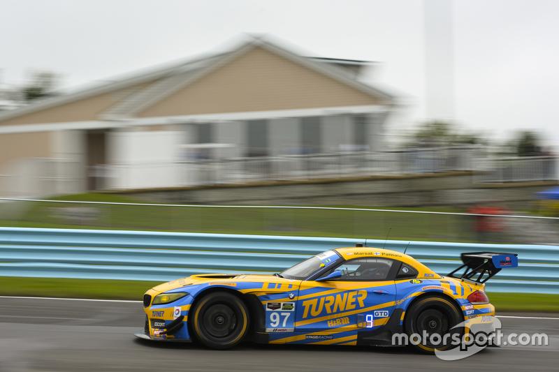 #97 Turner Motorsport BMW Z4: Michael Marsal, Markus Palttala