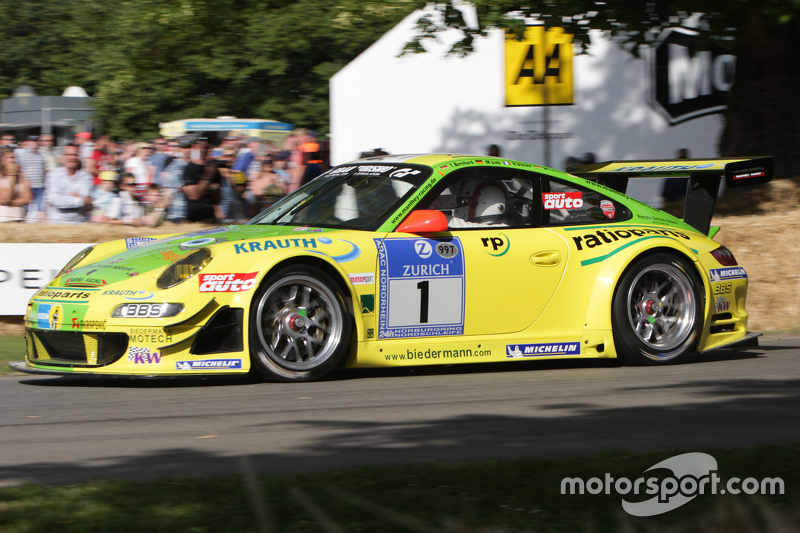 Porsche 997 GT3 RSR MR