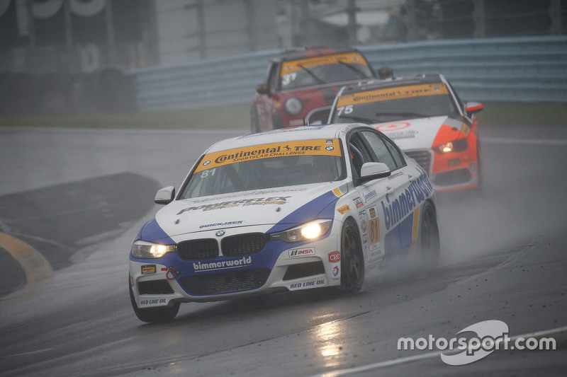 #81 BimmerWorld Racing BMW328i: та rie Hartanto, Tyler Cooke