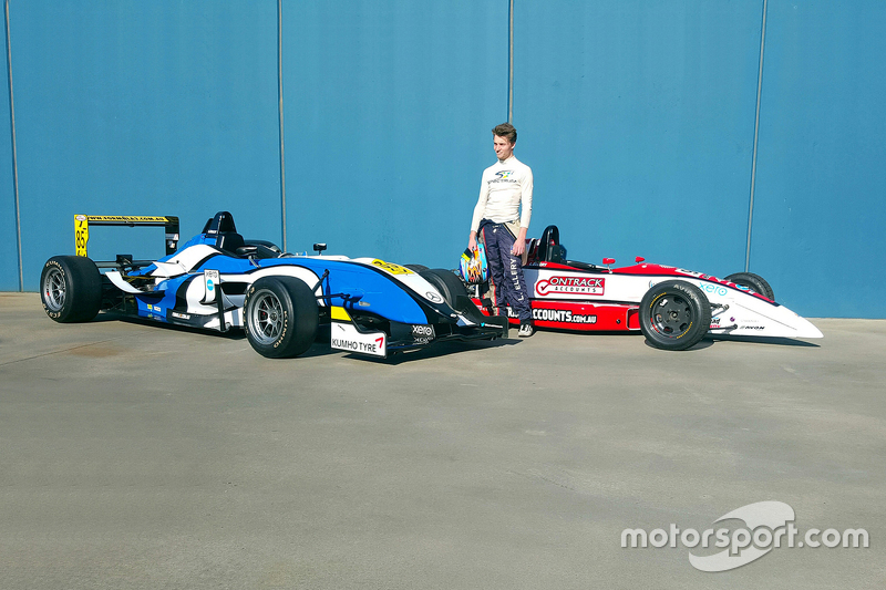 Luke Ellery to race both Australian Formula 3 та Australian Formula Ford on the same weekend at Sydney Motorsport Park