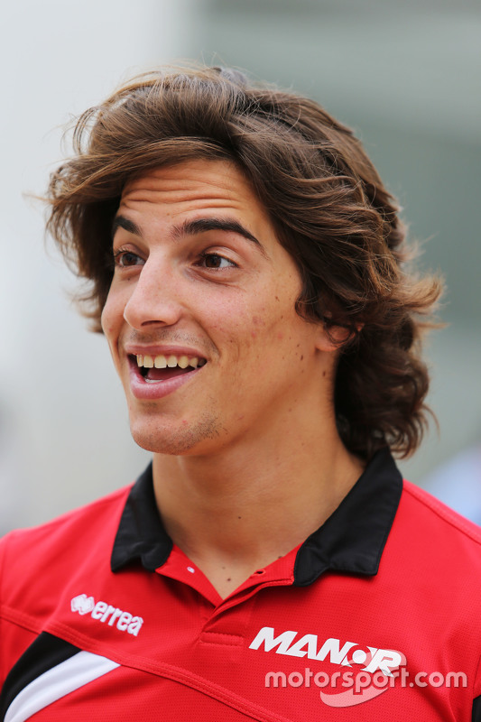Roberto Merhi, Manor F1 Team.